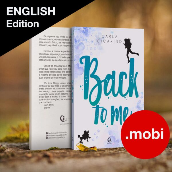 Back To Me - English (.mobi) (2019)