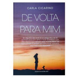 De Volta Para Mim – Portugues (Livro Impresso)